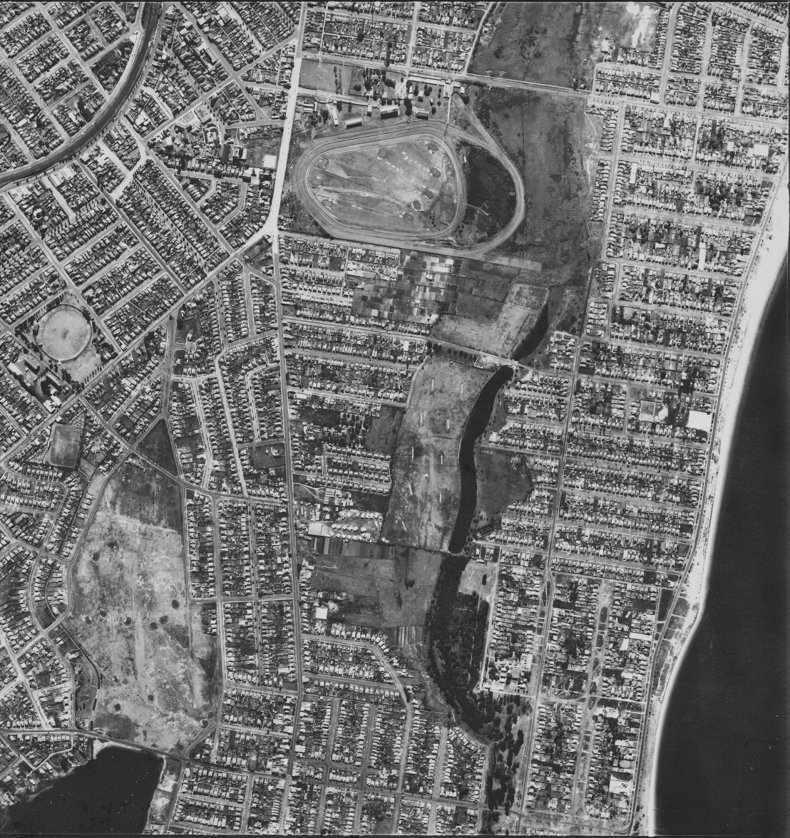 Kogarah, Ramsgate & Beverley Park 1953
