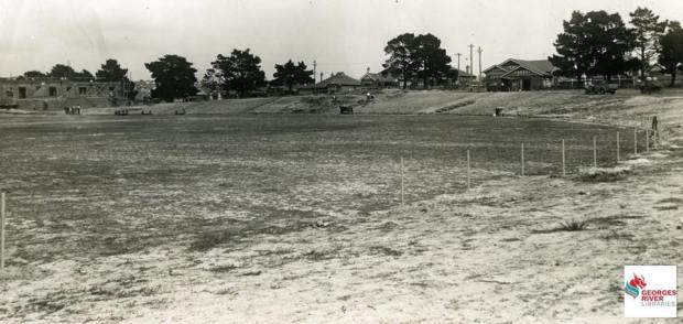 Jubilee Oval, Carlton